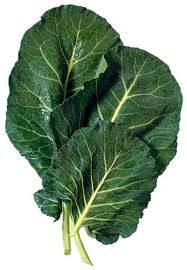 Collards for lutein