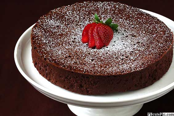 3 Steps Amazing Chocolate Cake Recipe From Scratch With Cocoa Powder